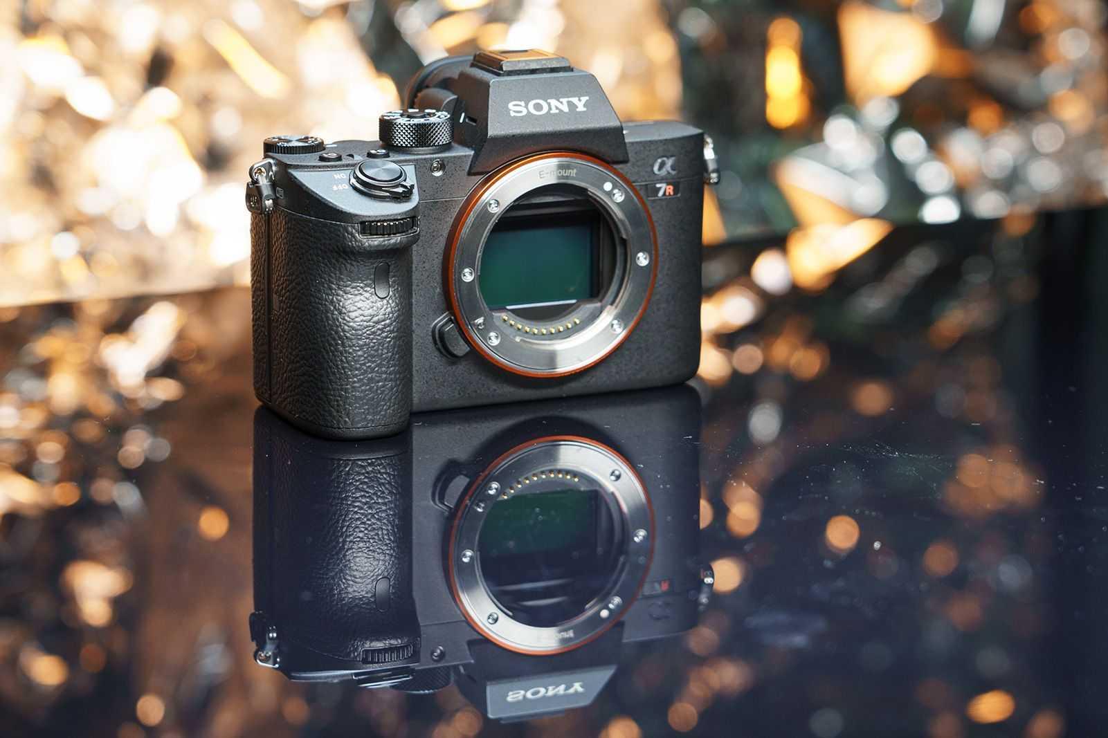 Обзор и тест беззеркальной камеры sony a7r iii