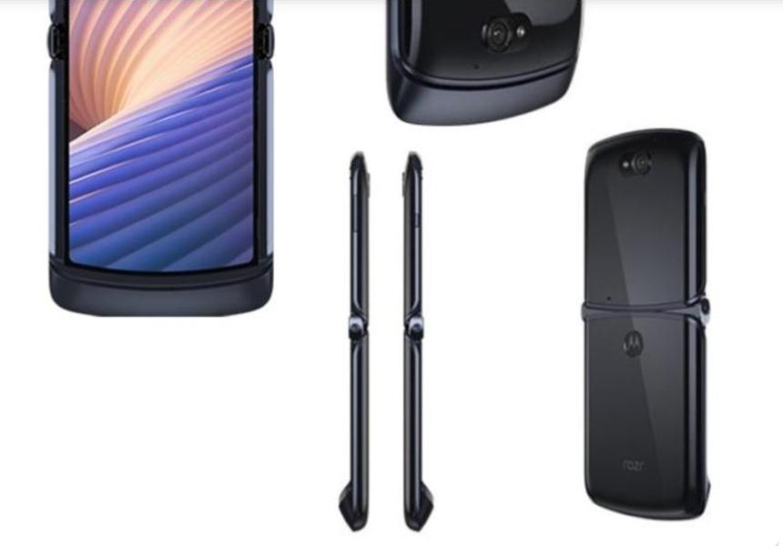 Motorola воскресила легендарную «раскладушку» razr. теперь она с гибким экраном. видео