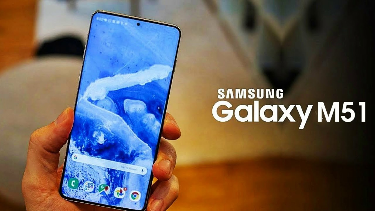 Смартфон samsung galaxy m51 с мощным аккумулятором выпущен официально ► последние новости