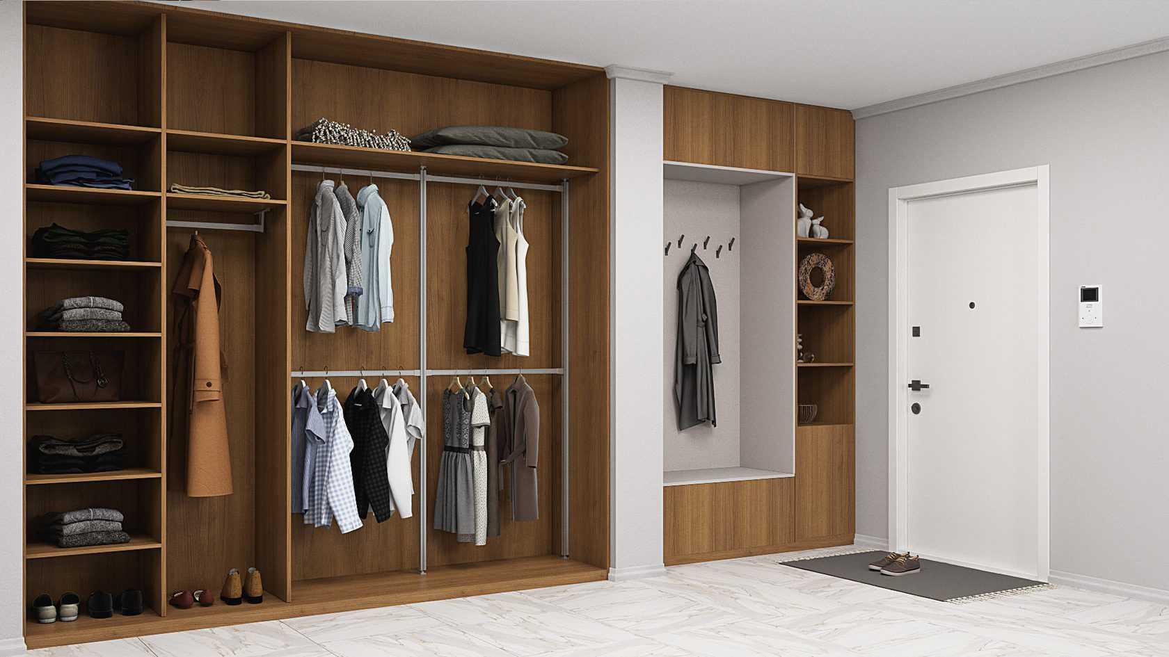 Как выбрать шкаф-купе правильно: рекомендации (советы) дизайнера