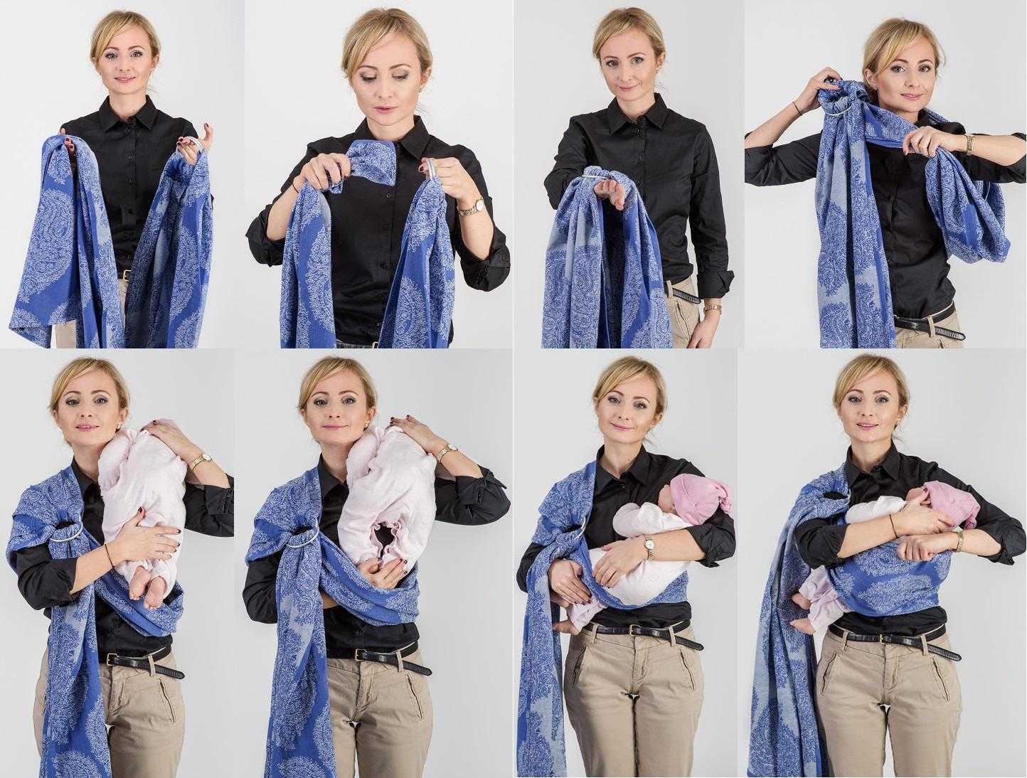 Посоветуйте слинг для новорожденного! – слингоконсультант.ру