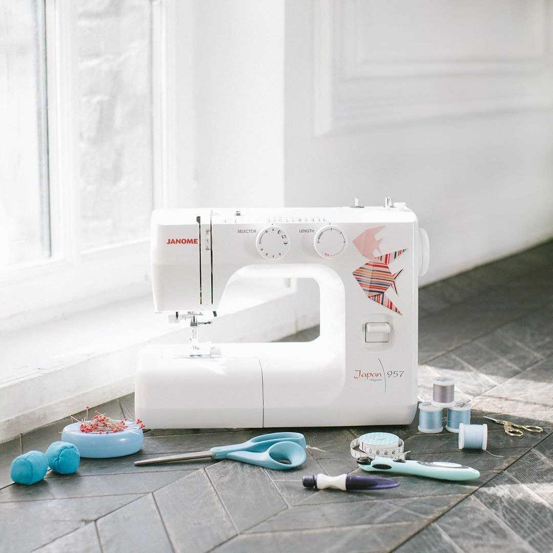 Рейтинг швейных машин для дома топ 14 лучших и советы по выбору
