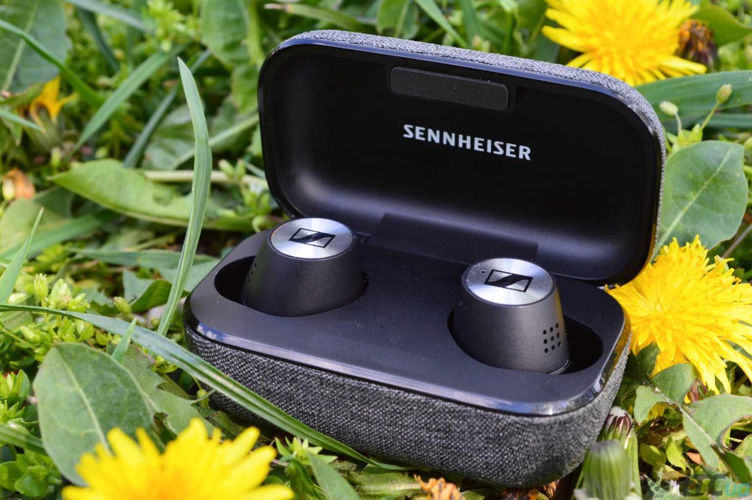 Обзор sennheiser momentum true wireless 2: беспроводные bluetooth наушники с anc