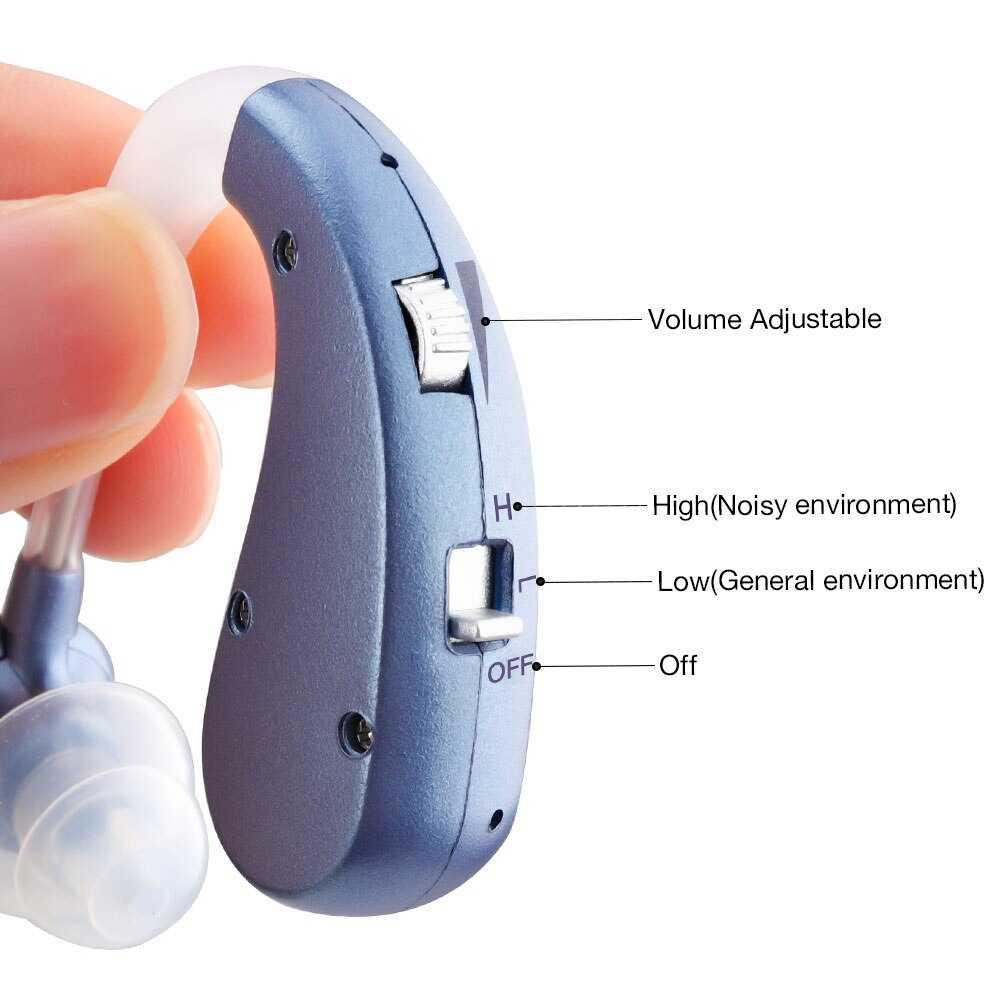 10 лучших слуховых аппаратов - рейтинг 2020