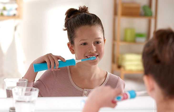 Трехэтапная чистка зубов
