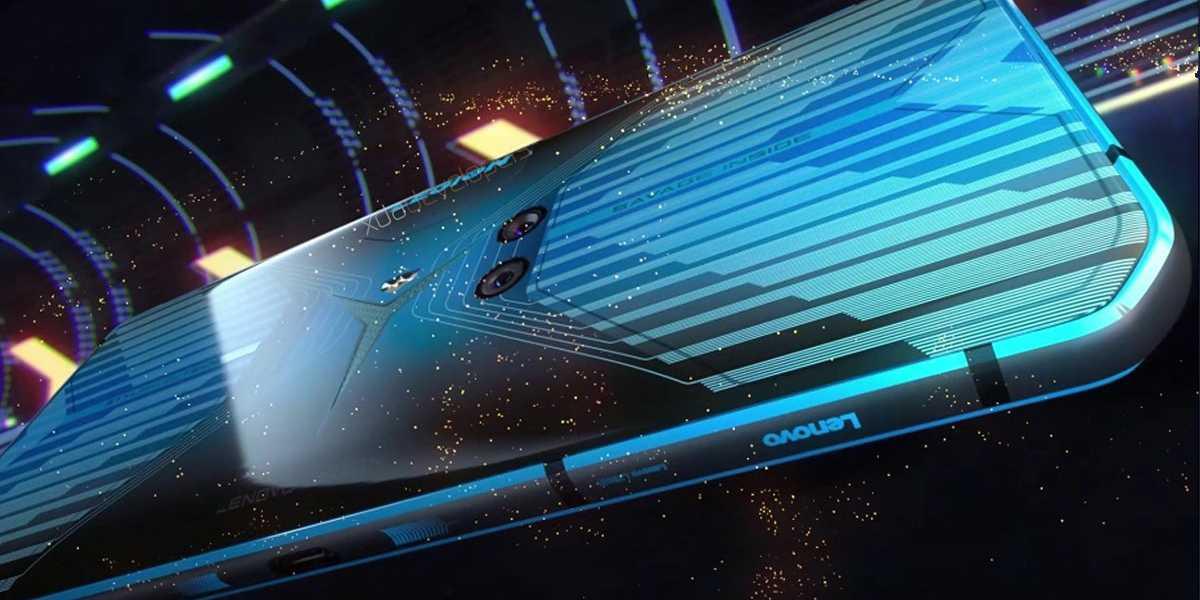 Игровой смартфон lenovo legion с необычной боковой камерой показали на официальных рендерах ► последние новости