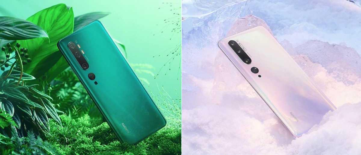 Компания xiaomi анонсировала старт продаж нового смартфона mi cc9 pro ► последние новости