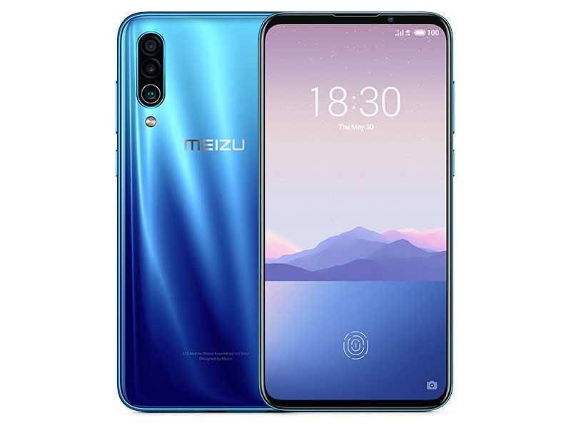 Meizu 16 смартфоны