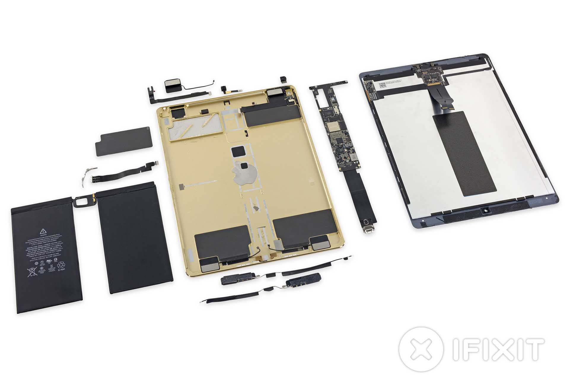 Как понять, что ваш ipad погнулся и требует ремонта