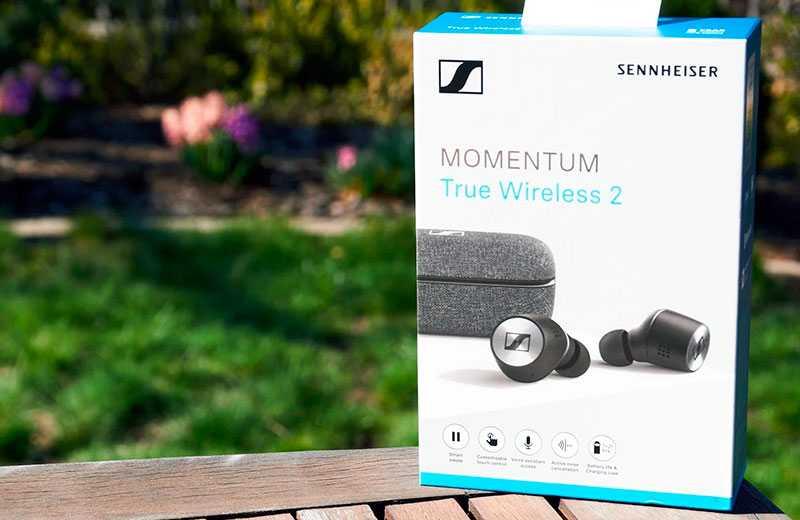 Обзор sennheiser momentum true wireless 2: шикарный звук теперь и с шумодавом