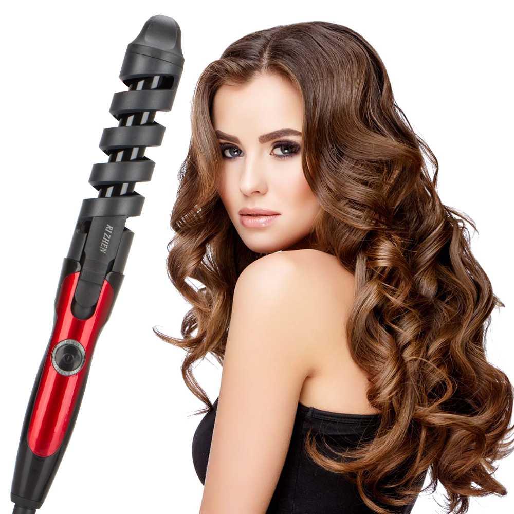 Как выбрать щипцы для завивки волос: как работают, лучшие модели