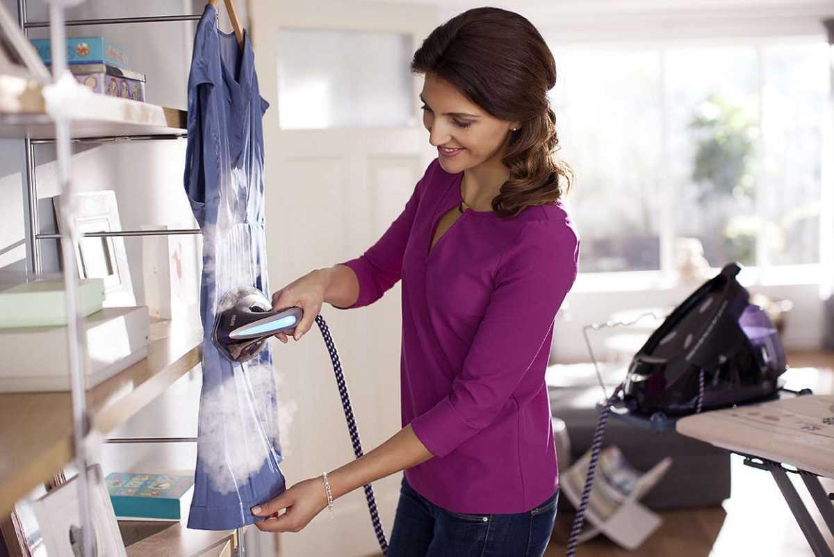 Как выбрать отпариватель для одежды: виды и основные характеристики приборов для дома