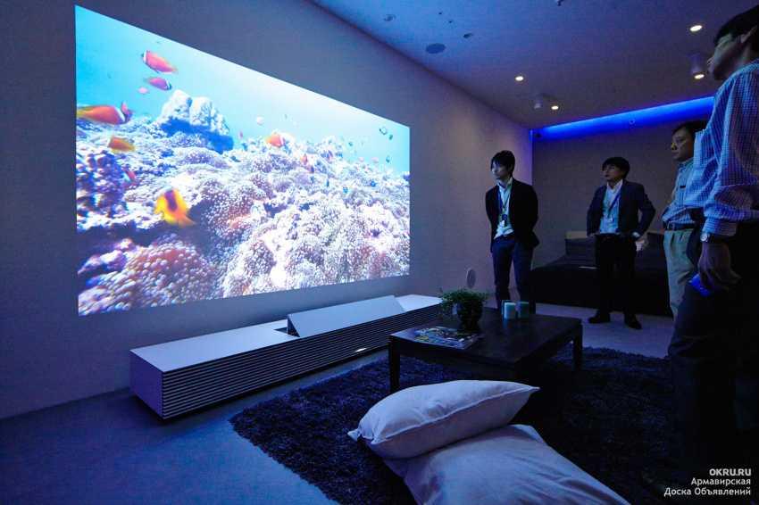Проектор для домашнего кинотеатра: какой выбрать и рейтинг лучших