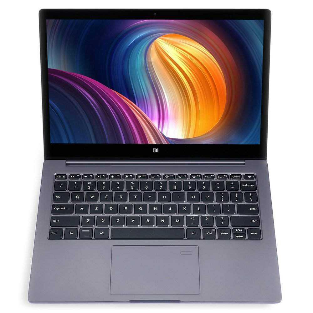 Выпущен ноутбук xiaomi на новейших процессорах intel по цене смартфона