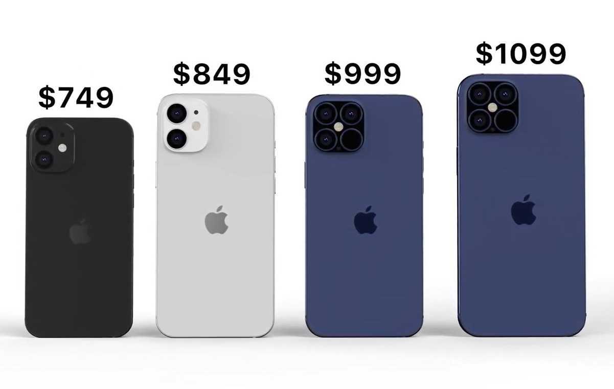 Какие производители android-смартфонов работают над созданием iphone 12