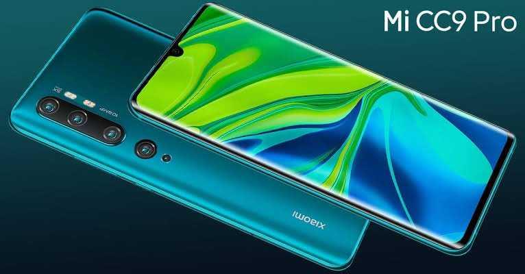 Компания Xiaomi уже готова к презентации своего нового смартфона MiCC9 Pro Ранее характеристики этого аппарата уже раскрывали многие инсайдеры Теперь компания