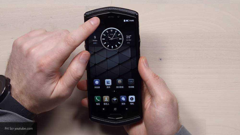 Анонс 8848 m6: люксовый флагман со snapdragon 865 и двумя экранами