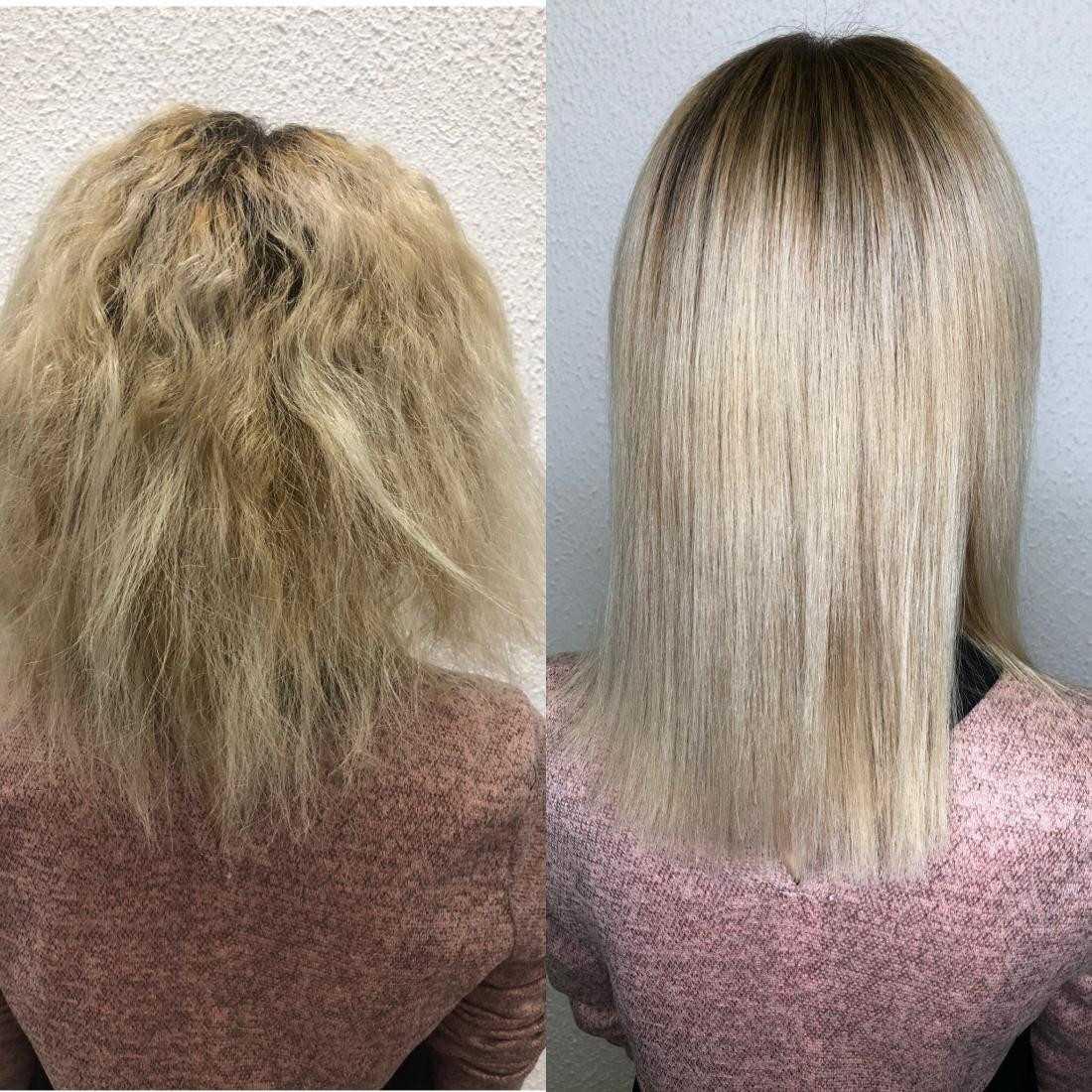 Самые эффективные средства для выпрямления волос для мужчин