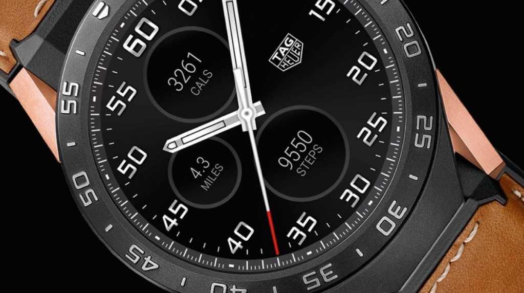 Обзор швейцарских умных смарт часов в классическом стиле tag heuer connected.