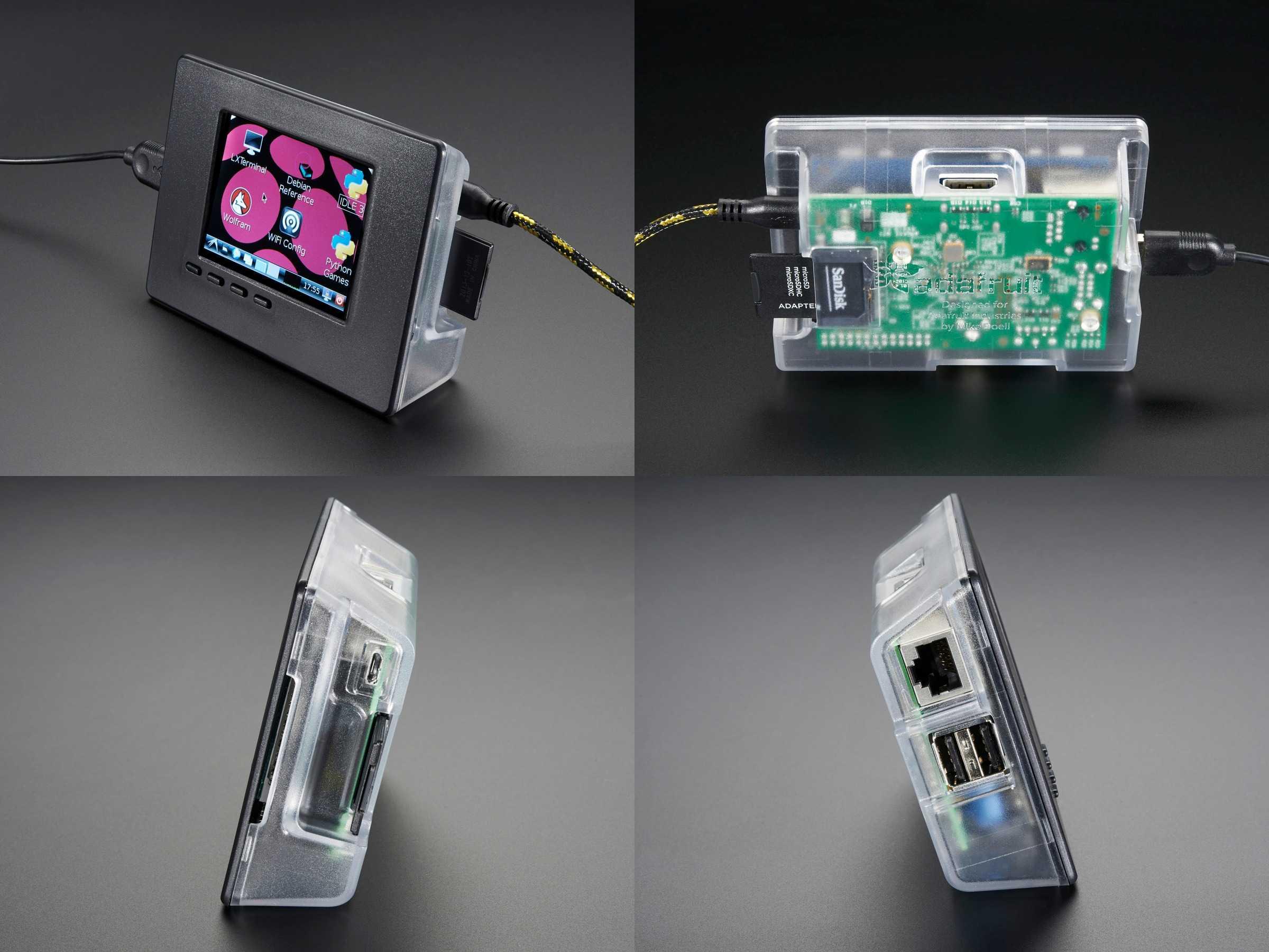 Raspberry pi превратили в уникальный планшет на linux. видео - cnews