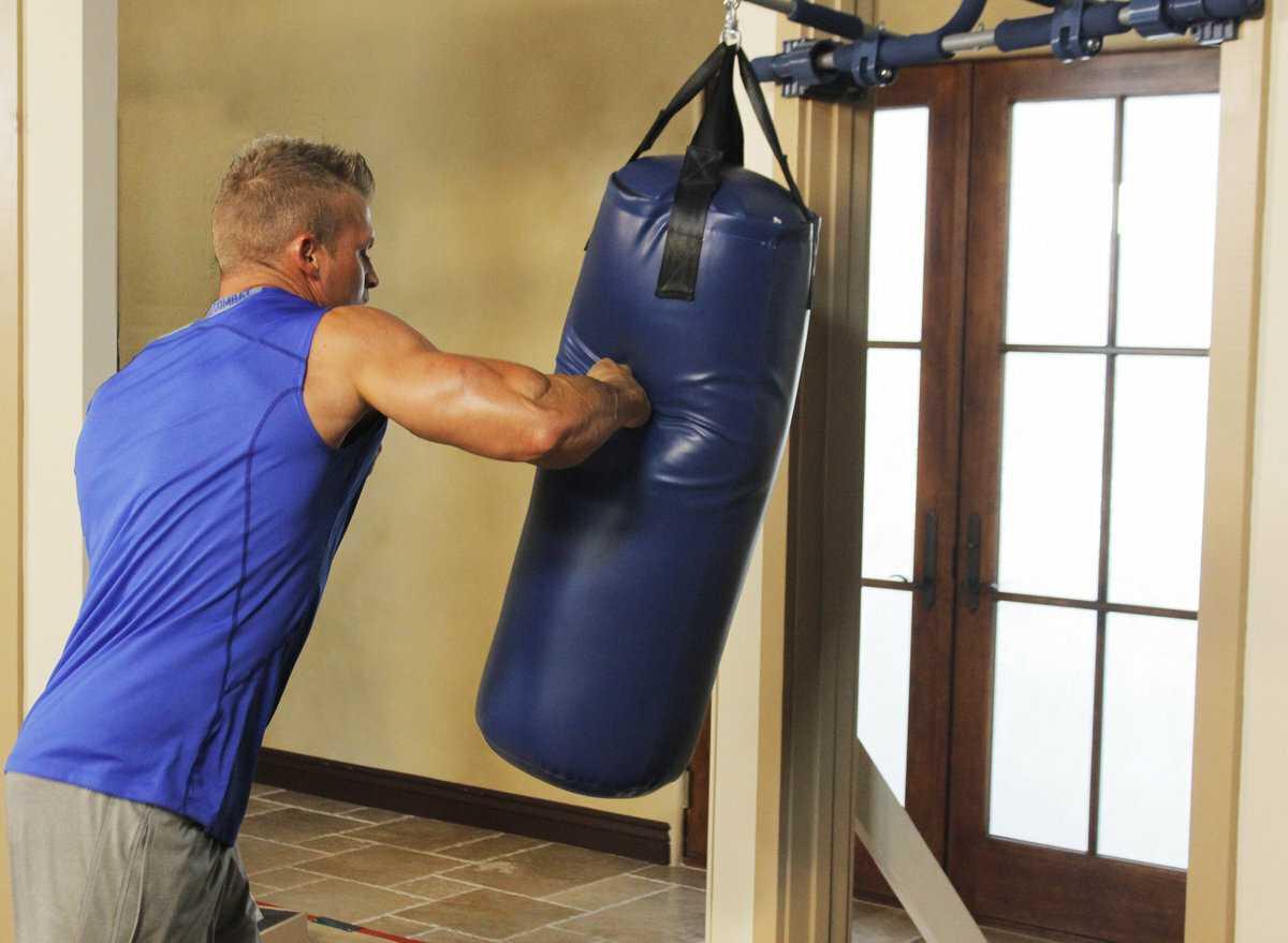 6 тренировок на боксерской груше для бокса и фитнеса - домашние тренировки по боксу онлайн, hiit тренировки, кардио бокс, фитнес бокс.