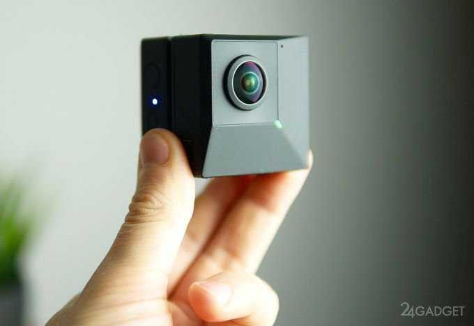 Камера на 360 градусов — это уже реальность