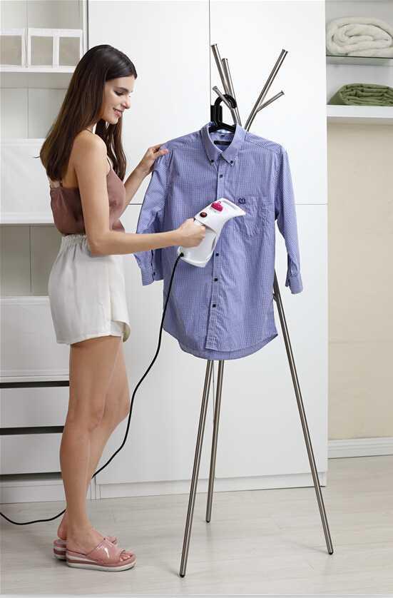 Лучшие отпариватели для одежды: ручные, с бойлером, мультифункциональные, напольные, рейтинг моделей, советы по выбору