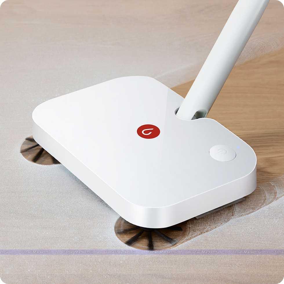 Известный китайский производитель техники представил новую «умную швабру» MiJia Wireless Handheld Electric Mop чем уже привлек внимание множества поклонников своей