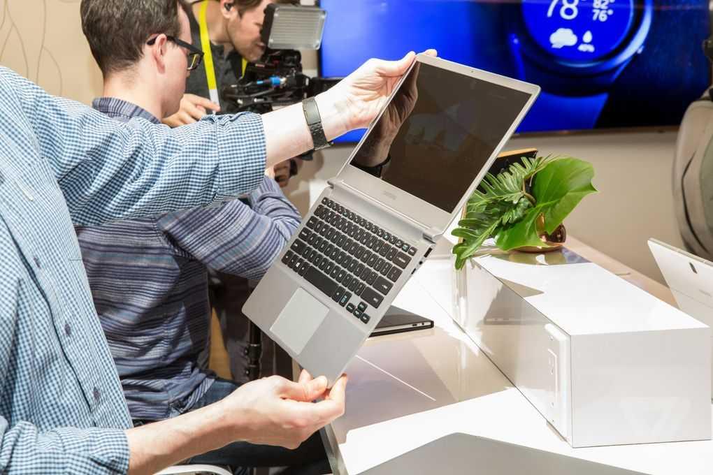 Samsung notebook odyssey и другие ноутбуки компании на ces 2017