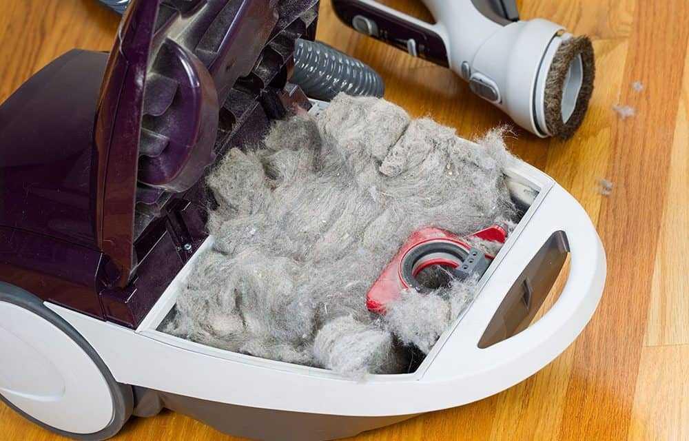 Пылесос не всасывает пыль: что делать и основные причины, как отремонтировать