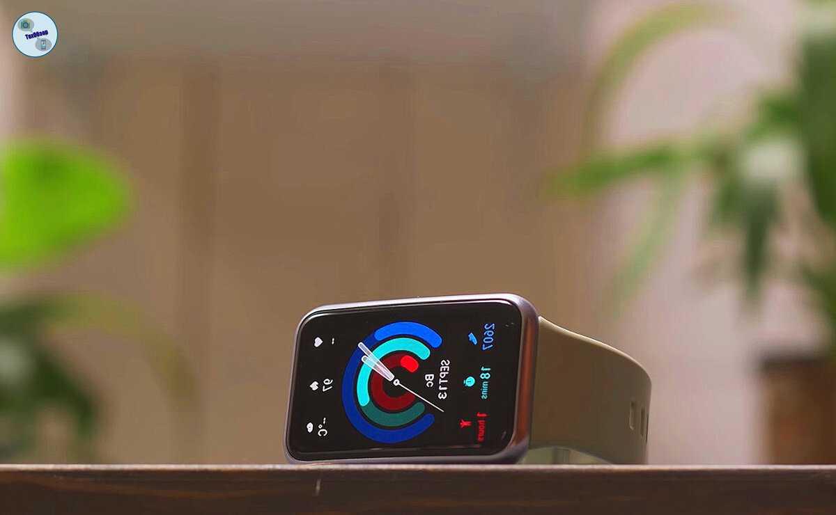 Обзор huawei watch fit. стиль и мониторинг здоровья за недорого