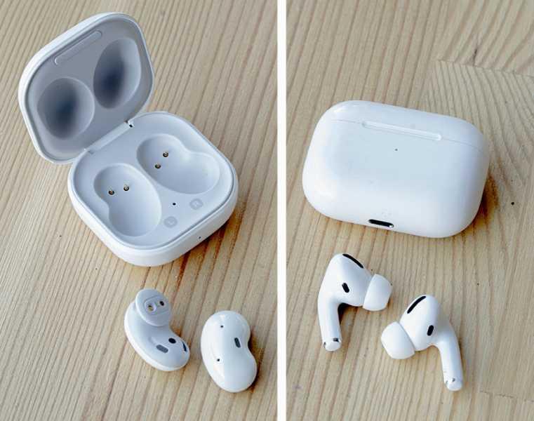Стоит ли покупать samsung galaxy buds live вместо apple airpods | appleinsider.ru