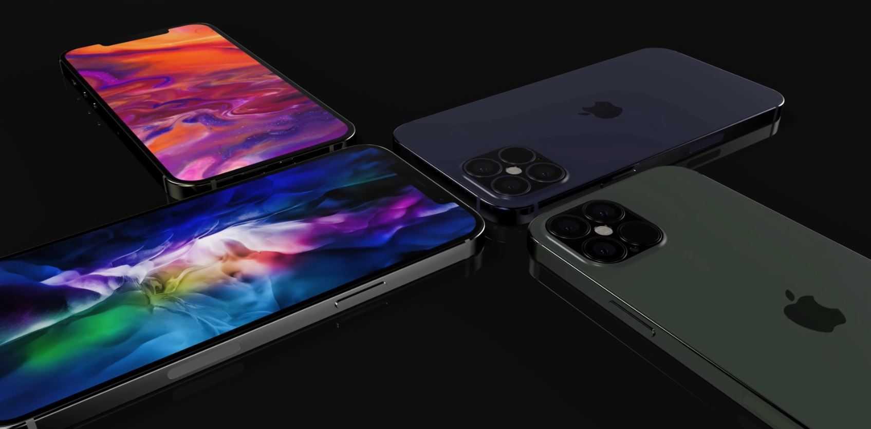Что известно про iphone 12 прямо сейчас