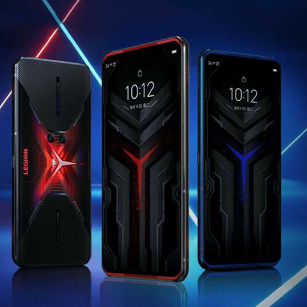 Lenovo презентовала игровой смартфон legion duel ► последние новости
