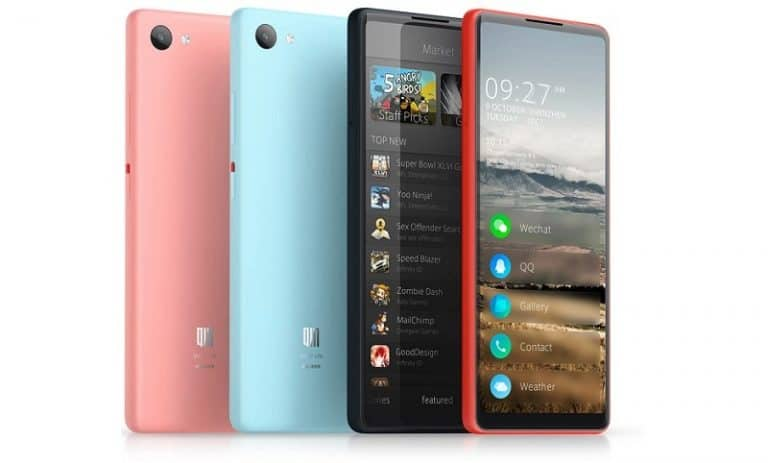 Xiaomi qin 2: обзор очень тонкого бюджетного смартфона