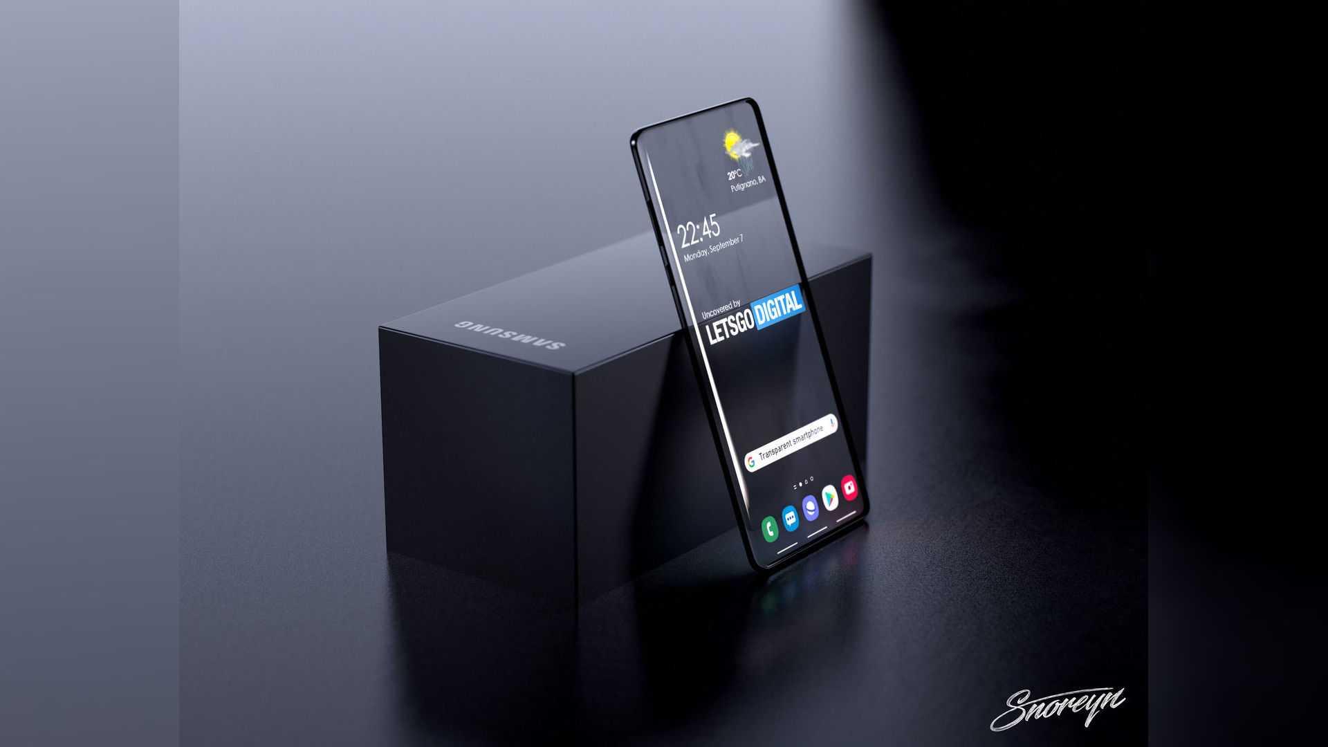Oppo выпустила в россии смартфон в странном форм-факторе