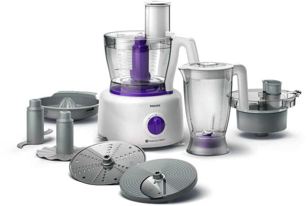 Кухонный комбайн: что он делает и какие приборы заменит на кухне?