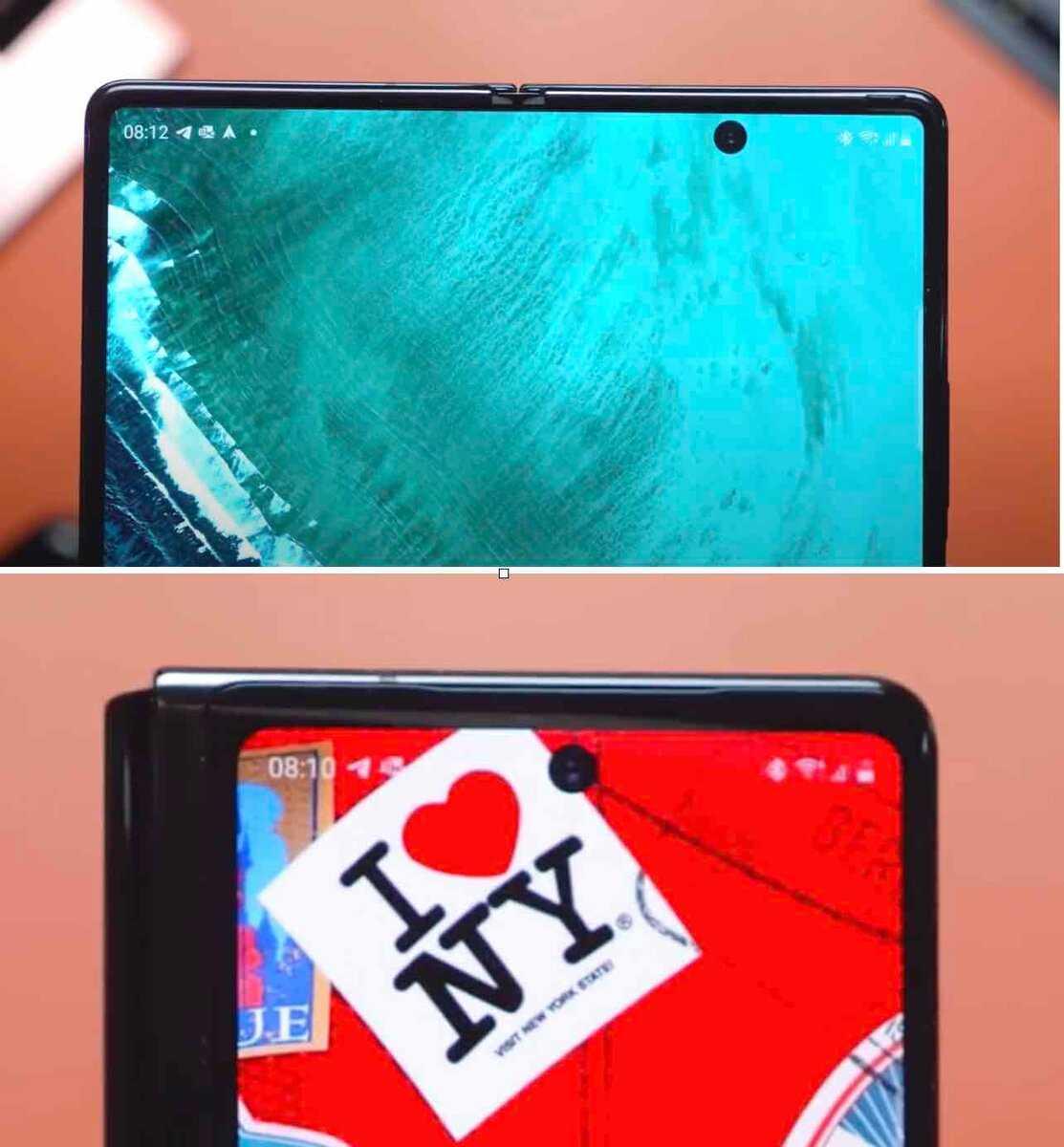Следом за информацией о M31s компания Samsung поделилась подробностями о выходе еще одного интересного девайса серии Galaxy Z Flip 5G Речь идет о гибкой раскладушке