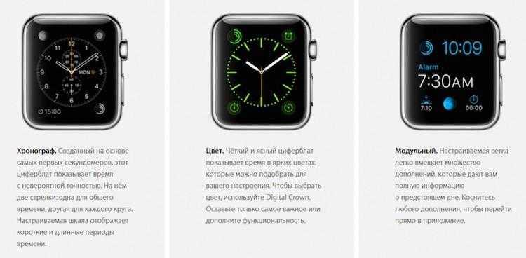 Приложения для apple watch для пользы и досуга