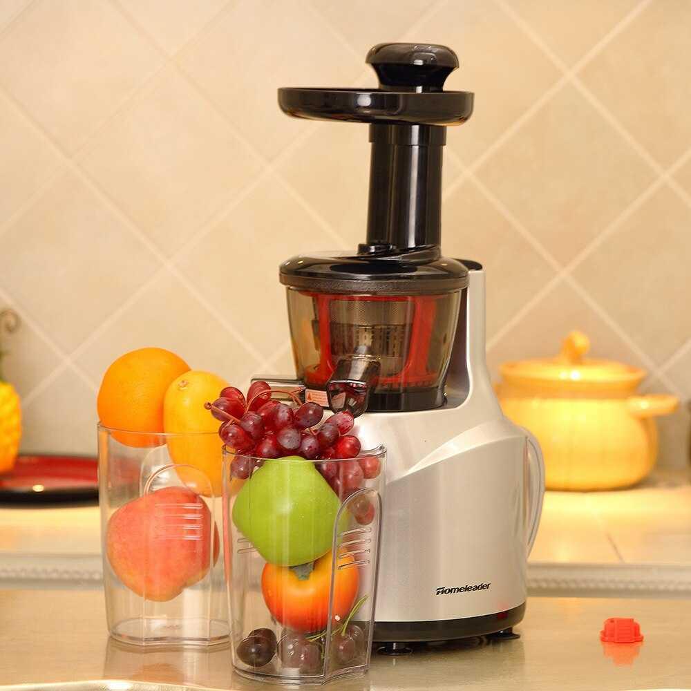 Как выбрать соковыжималку для твёрдых овощей и фруктов