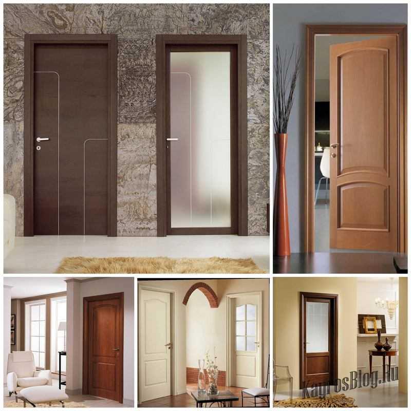 Какой вид покрытия межкомнатных дверей лучше?