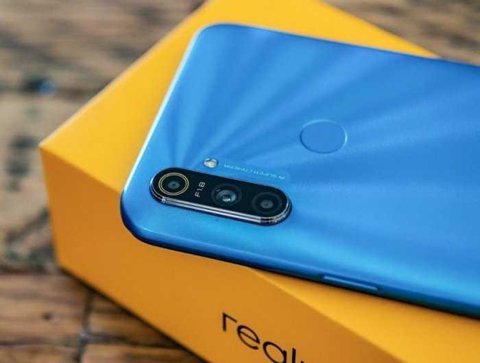 Компания realme презентовала новые бюджетные смартфоны