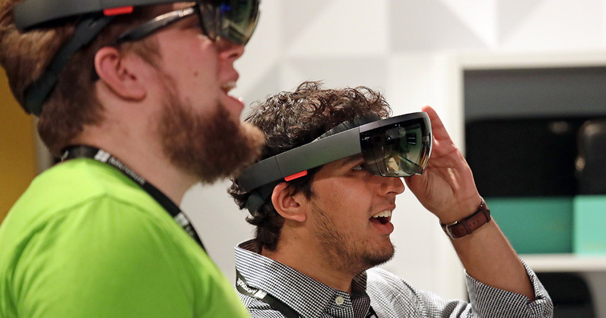Что такое умные очки, и куда бизнес может заглянуть с их помощью | rusbase
