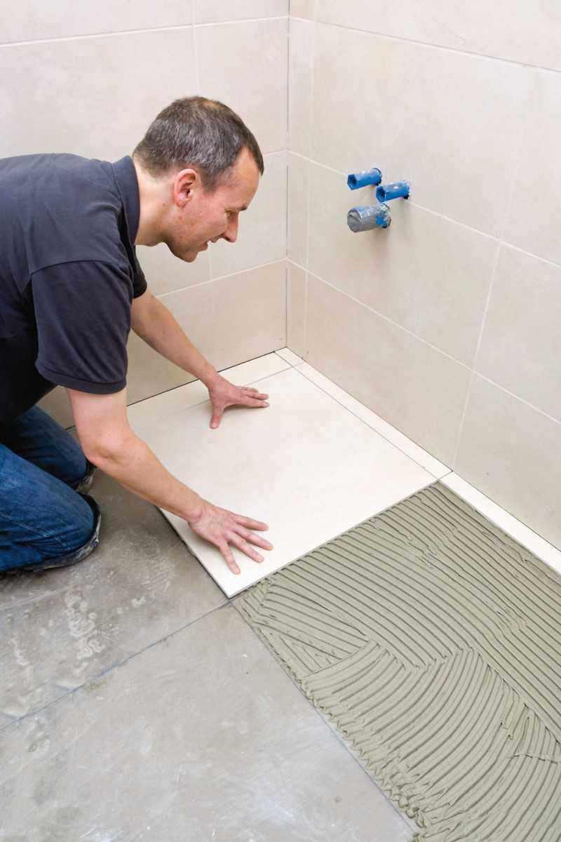Размеры плитки для ванной – есть ли разница при выборе?