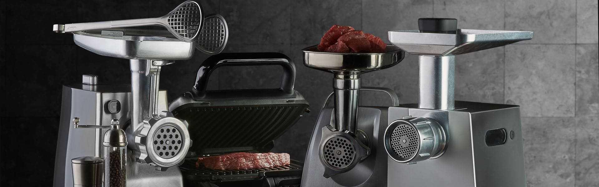 Как выбрать мясорубку электрическую для дома: самые основные критерии