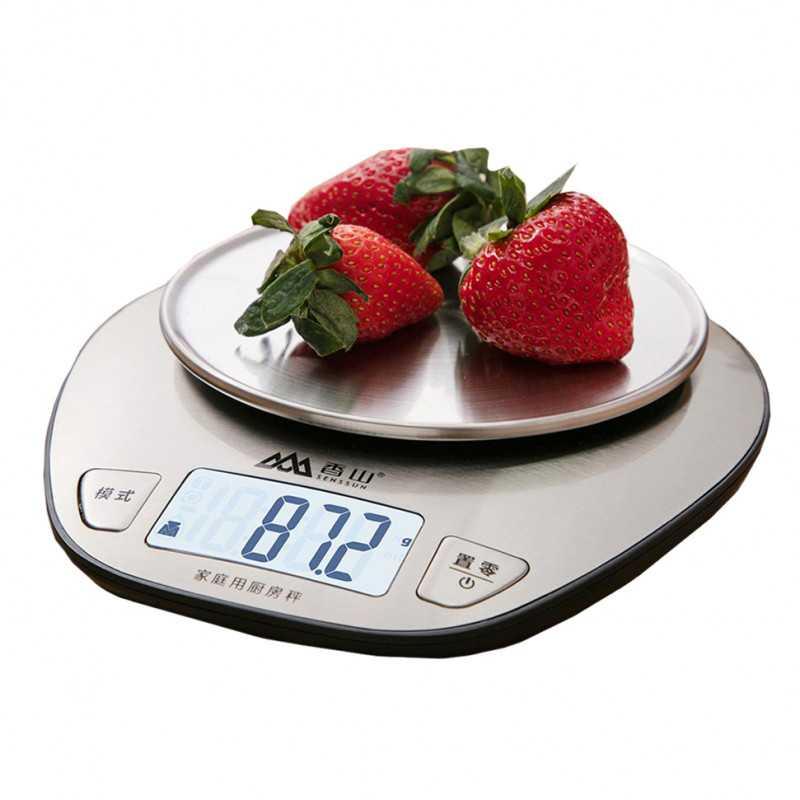 Выбираем кухонные весы: на что обратить внимание